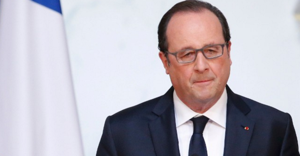 Brexit , François Hollande pointe un  danger immense