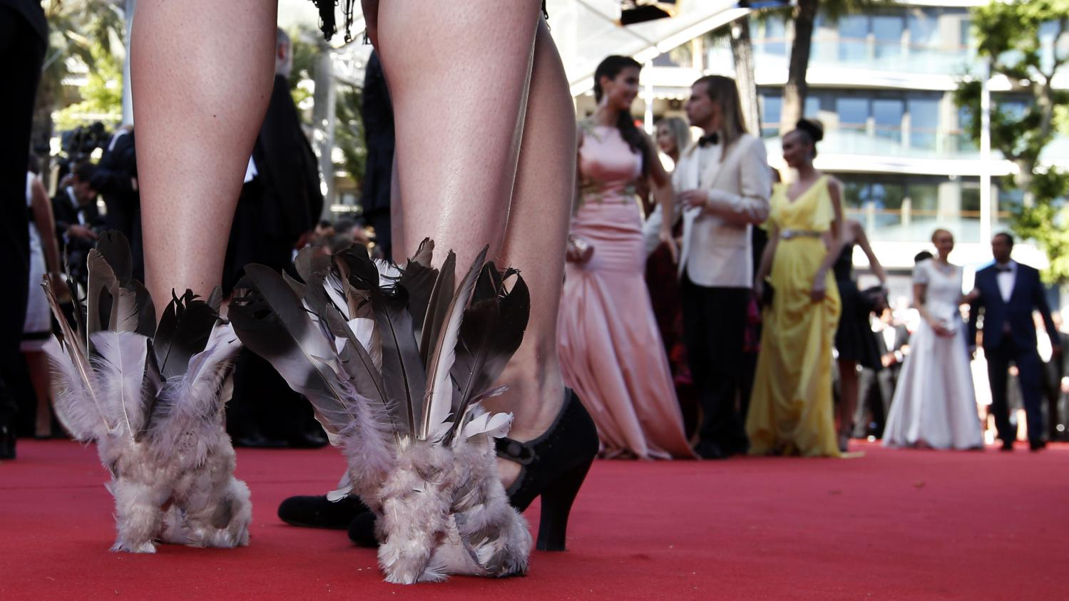 Festival de Cannes 2016 , le dress code de la montée des marches