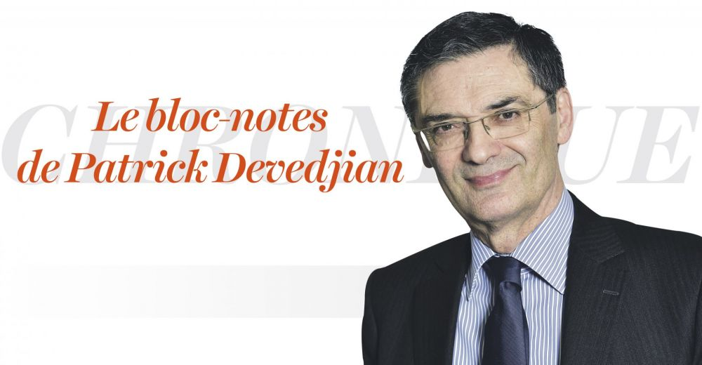 Le bloc-notes de Patrick Devedjian, La monarchie persistante