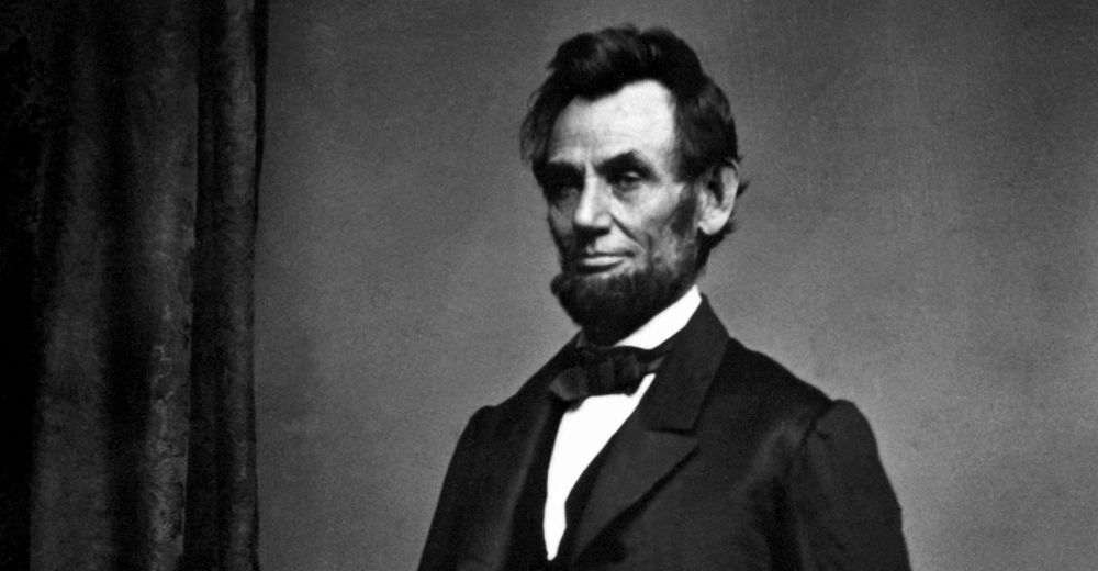 OUTSIDERS IN USA , Abraham Lincoln le père des républicains à la Maison Blanche